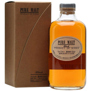 Nikka Pure Malt Black 500mL - Uptown Liquor