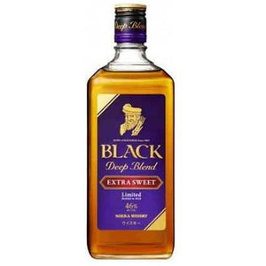Nikka Black Extra Sweet Japanese Whisky 700mL - Uptown Liquor