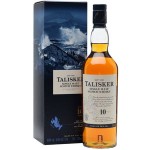 Talisker Scotch Whisky 10 Year Old 700mL - Uptown Liquor