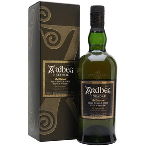 Ardbeg Uigeadail Scotch Whisky 700mL - Uptown Liquor