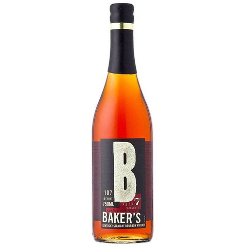 Baker's 7 Years Bourbon Whiskey 750mL