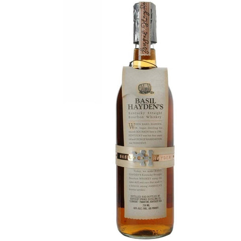 Basil Hayden's Bourbon Whiskey 750mL