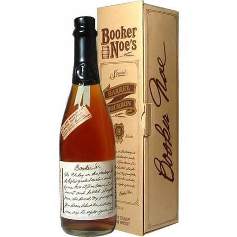 Booker's Bourbon Whiskey 750mL (Batch 2020-01E) - Uptown Liquor