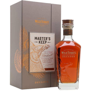 Wild Turkey Master's Keep Decades Bourbon 750mL - Uptown Liquor