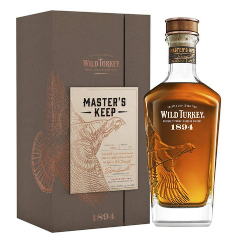 Wild Turkey Master's Keep 1894 Bourbon