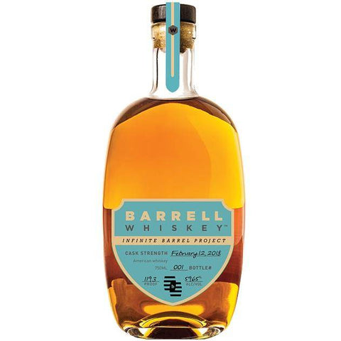 Barrell Infinite Barrell Project Whiskey 750mL