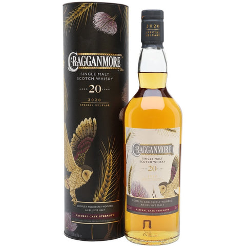 Cragganmore 20 Year Old Special Release 2020 Scotch Whisky 700mL - Uptown Liquor