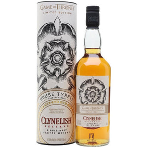 Clynelish Reserve Game of Thrones Scotch Whisky 700mL - Uptown Liquor
