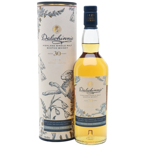 Dalwhinnie 30 Year Old Special Release 2020 Scotch Whisky 700mL - Uptown Liquor
