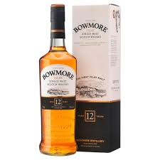 Bowmore 12 Years Scotch Whisky 700mL - Uptown Liquor