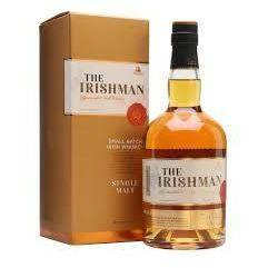 The Irishman Single Malt Irish Whiskey 700mL - Uptown Liquor