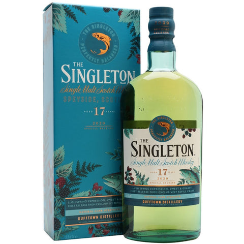 The Singleton 17 Years Old Special Release 2020 Scotch Whisky 700mL - Uptown Liquor