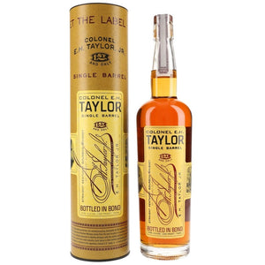 Colonel E.H. Taylor Single Barrel Bourbon 750mL - Uptown Liquor