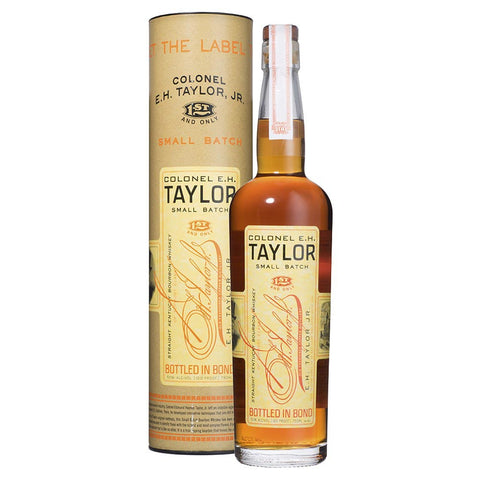 Colonel E.H. Taylor Small Batch Bourbon 750mL - Uptown Liquor