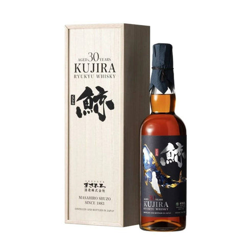 Kujira Ryukyu 30 Years Old Japanese Whisky  750mL - Uptown Liquor
