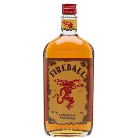 Fireball Cinnamon Whisky 700mL - Uptown Liquor