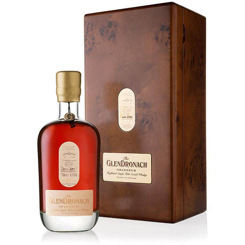 GlenDronach 27 Years Grandeur Batch 10 Scotch Whisky 700mL - Uptown Liquor