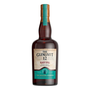 The Glenlivet 12 Years Illicit Still Scotch Whisky 700mL - Uptown Liquor