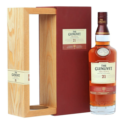 Glenlivet Archive 21 Years Scotch Whisky - Uptown Liquor