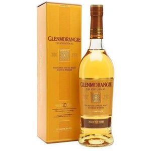 Glenmorangie 10 Year Old Single Malt Scotch Whisky - Uptown Liquor