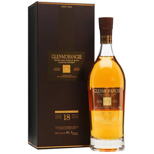 Glenmorangie 18 Years Extremely Rare Scotch Whisky 700mL - Uptown Liquor