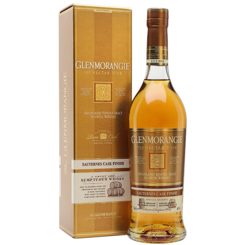 Glenmorangie Nectar d'Or Scotch Whisky 700mL - Uptown Liquor