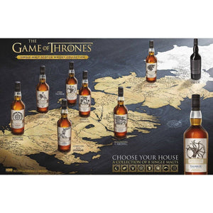 Game of Thrones 2020 Complete Whisky Collection - Uptown Liquor