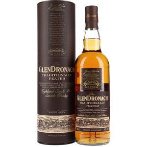 GlenDronach Traditionally Peated Scotch Whisky 700mL - Uptown Liquor