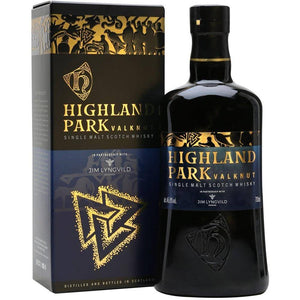 Highland Park Valknut Scotch Whisky 700mL - Uptown Liquor