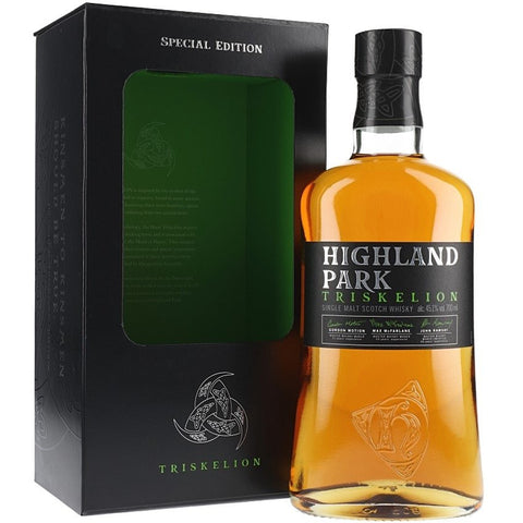 Highland Park Triskelion Scotch Whisky 700mL - Uptown Liquor
