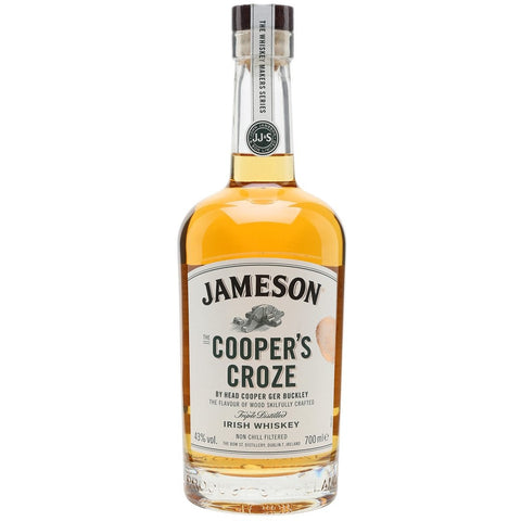 Jameson Coopers Croze Irish Whiskey 700mL - Uptown Liquor