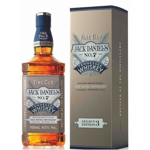 Jack Daniels Legacy Edition #3 Tennessee Whiskey 700mL - Uptown Liquor