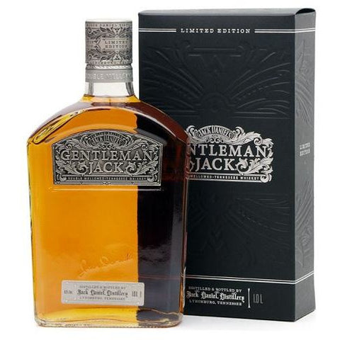 Jack Daniel's Gentleman Jack Limited Edition Time Piece 1 L - Uptown Liquor