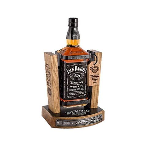 Jack Daniel's With Cradle 1L - Uptown Liquor