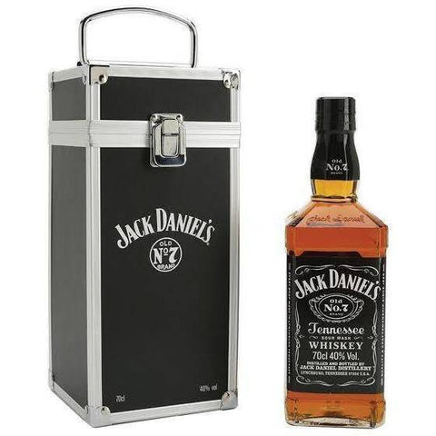 Jack Daniels Music Flight Case Limited Edition 700mL - Uptown Liquor