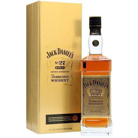 Jack Daniel's No 27 Gold 700mL - Uptown Liquor