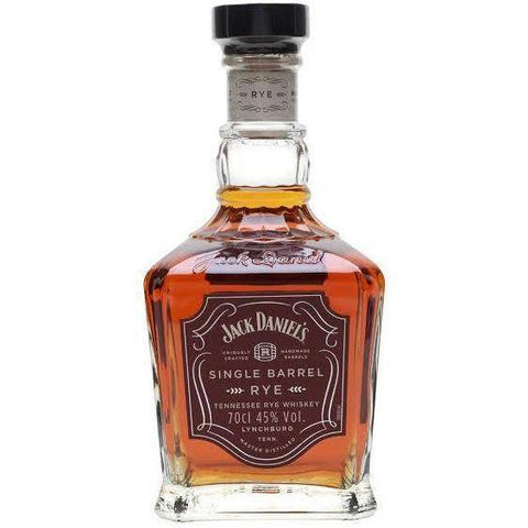 Jack Daniel's Single Barrel Rye 700mL - Uptown Liquor