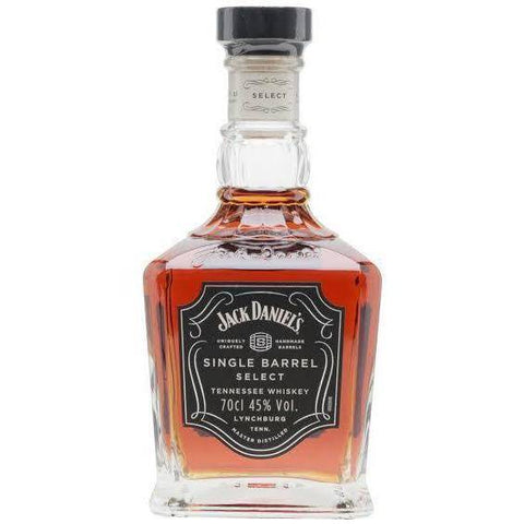 Jack Daniel's Single Barrel Select 700mL - Uptown Liquor