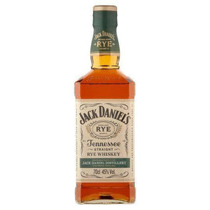 Jack Daniels Tennessee Straight Rye Whiskey 700mL - Uptown Liquor