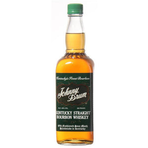 Johnny Drum Green Label Bourbon 750mL - Uptown Liquor