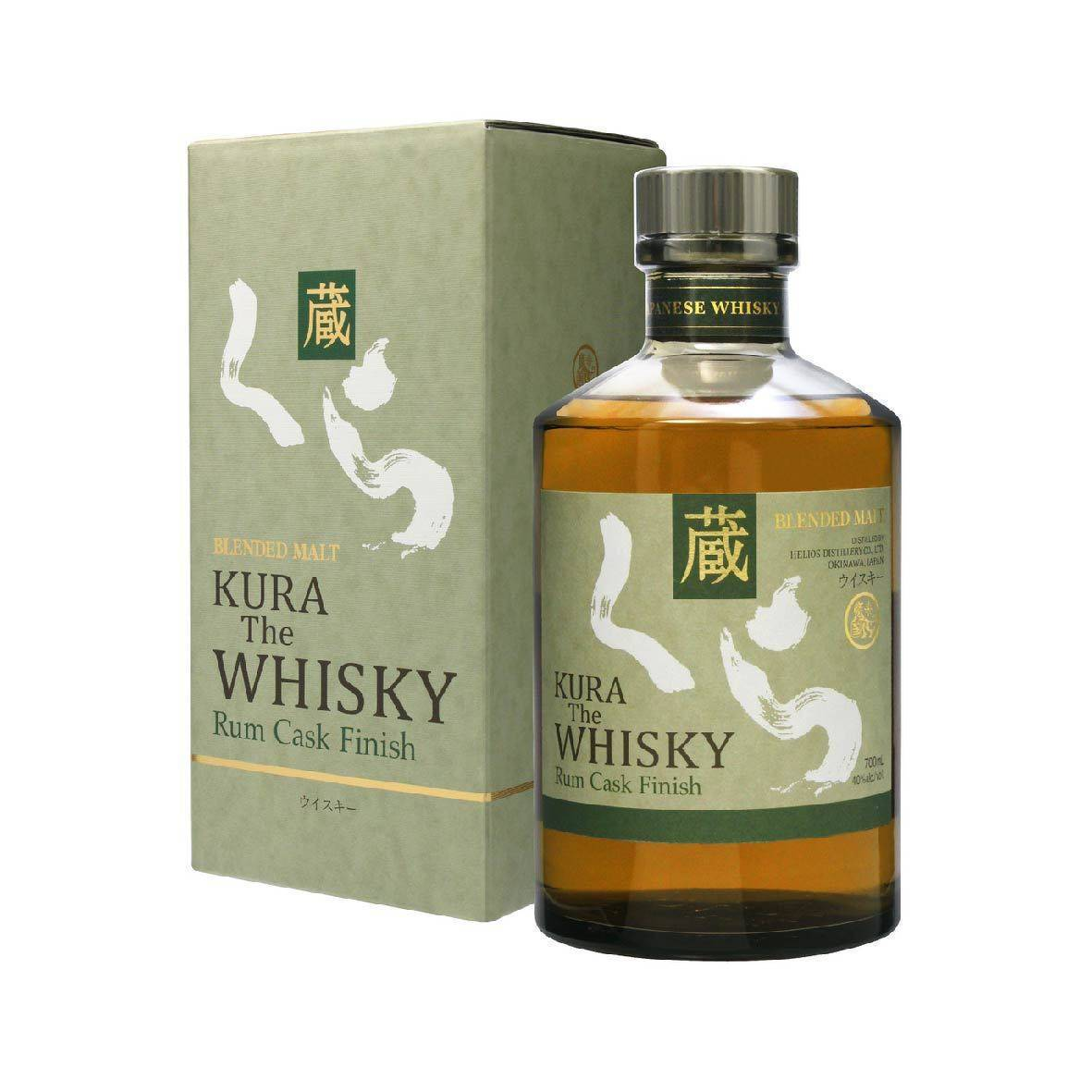 Kura Rum Cask Finish Japanese Whisky 700mL - Uptown Liquor