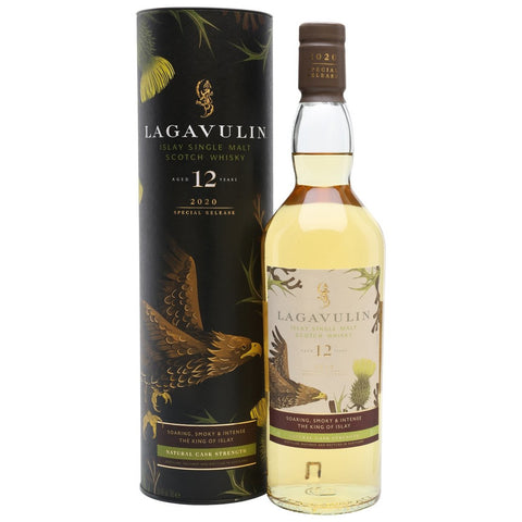 Lagavulin 12 Year Old Special Release 2020 Scotch Whisky 700mL - Uptown Liquor
