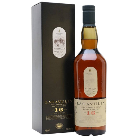 Lagavulin 16 Years Scotch Whisky 700mL - Uptown Liquor