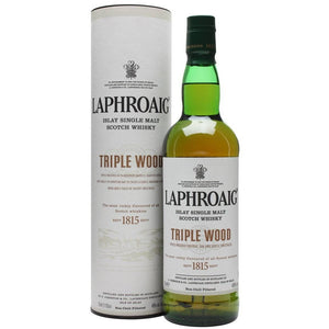 Laphroaig Triple Wood Scotch Whisky 700mL - Uptown Liquor