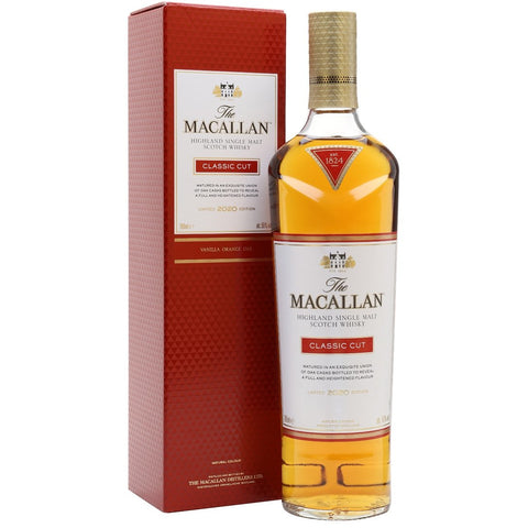 The Macallan Classic Cut 2020 Scotch Whisky 700mL - Uptown Liquor