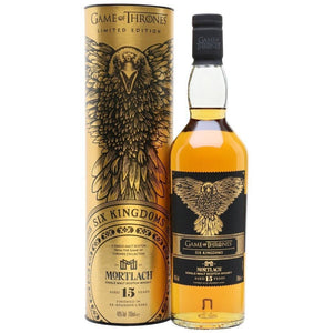Mortlach 15 Years Game of Thrones Scotch Whisky 700mL - Uptown Liquor