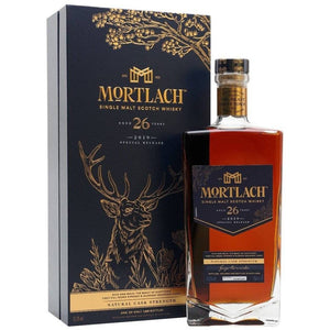Mortlach 26 Years 1992 Special Release 2019 Scotch Whisky 700mL - Uptown Liquor