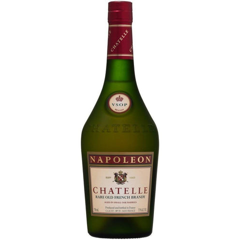 Chatelle Napoleon VSOP Brandy 700mL - Uptown Liquor