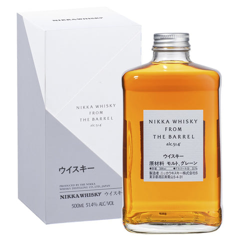 Nikka From The Barrel Japanese Whisky 500mL - Uptown Liquor