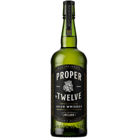 Proper Twelve Irish Whiskey 700ml - Uptown Liquor